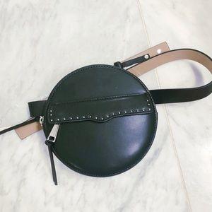 "📌 Rebecca Minkoff ""Lucy"" Leather belt/cross bag"